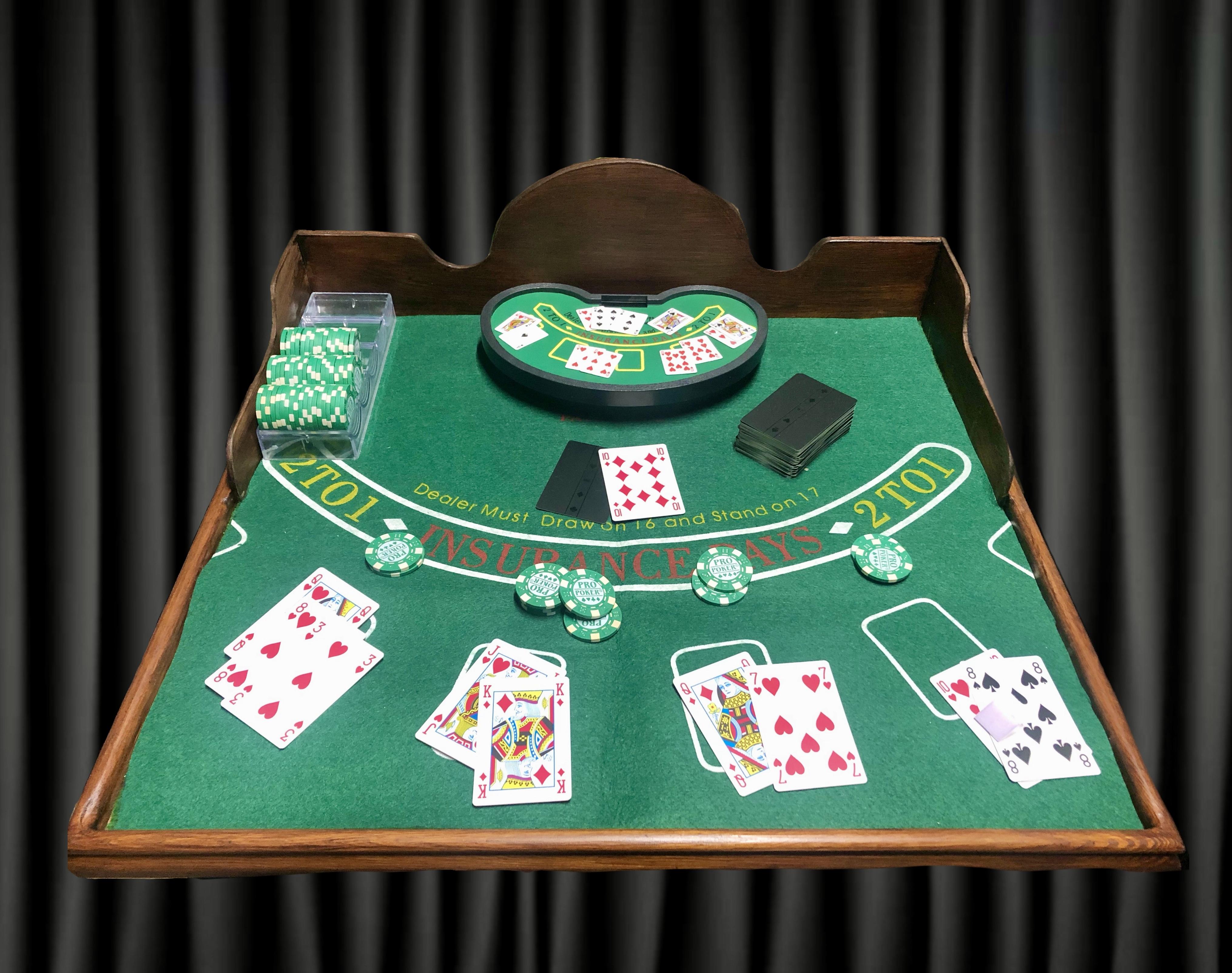 Walking Casino & Games